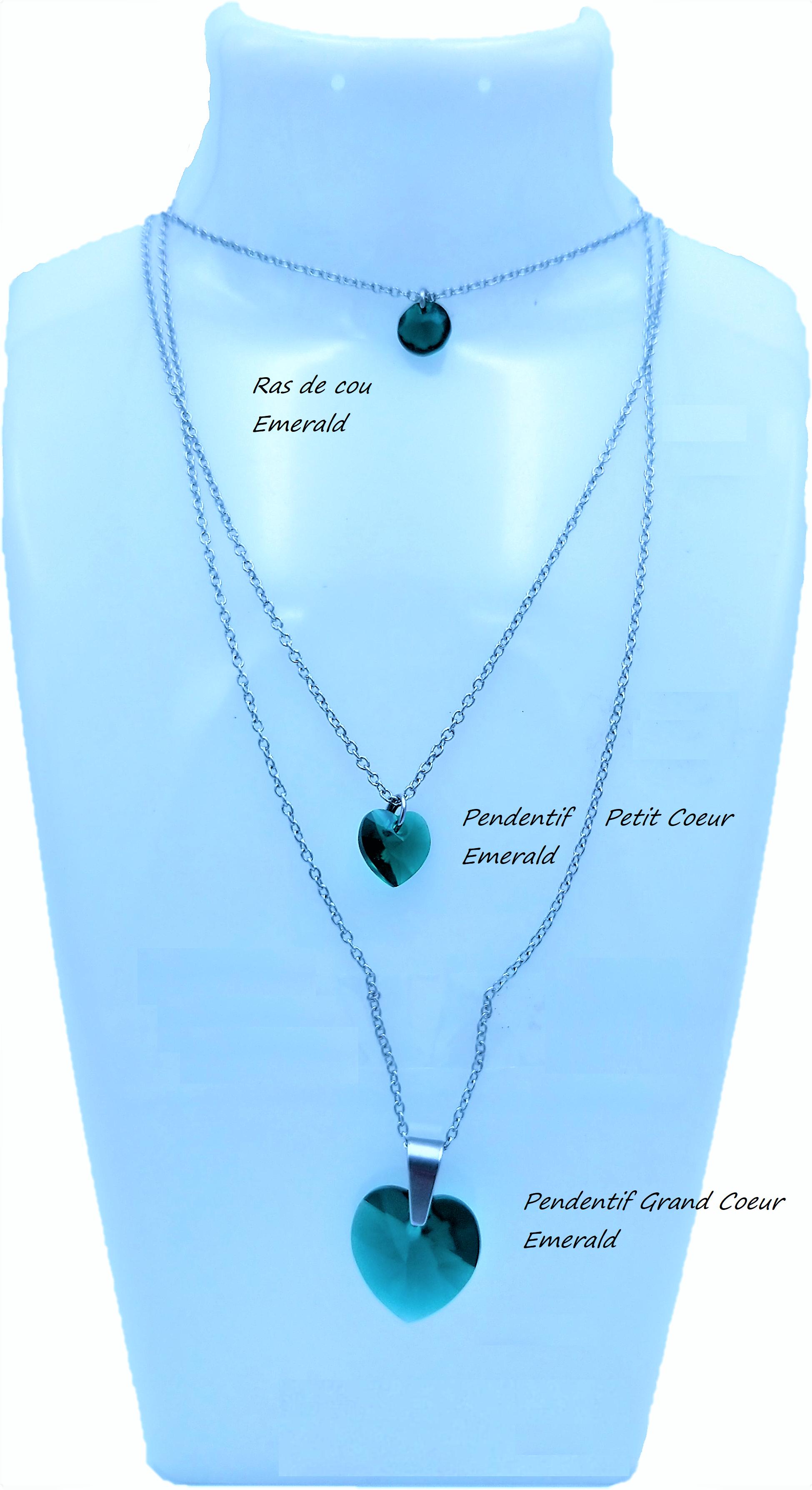 Collier Bermuda Blue
