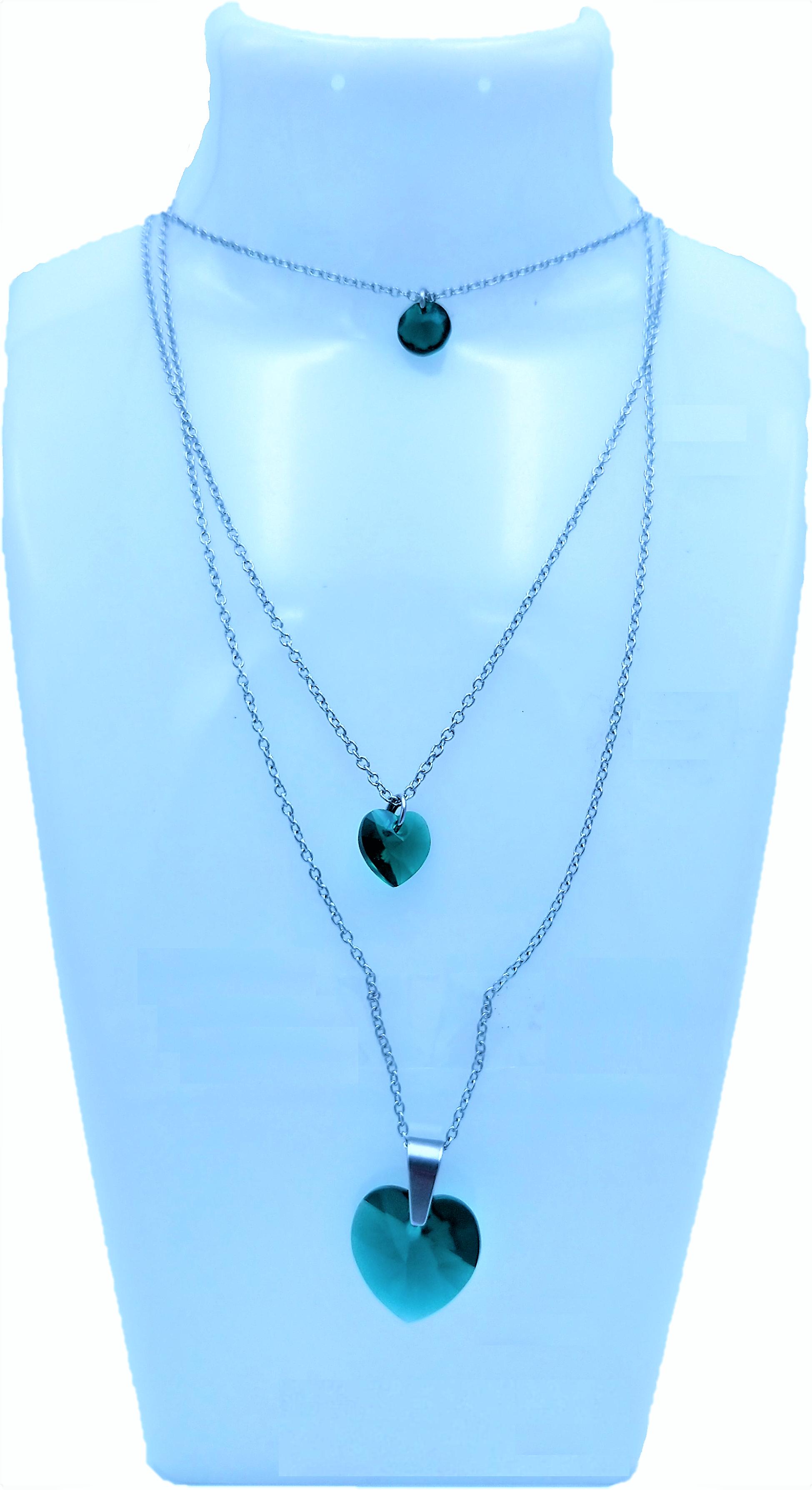 Collier - Emerald