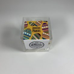 cube nougats de Pâques